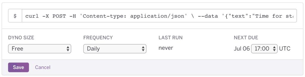 Building a Slack App: Incoming Webhooks | Tandem